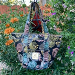 Crystal Ball Tote by Garcia Marquez